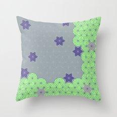 Pattern #5 Throw Pillow