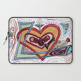 Love-enluninure Laptop Sleeve