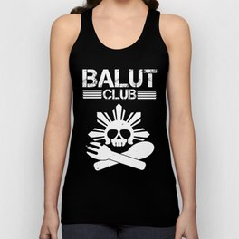 Balut Club Unisex Tank Top