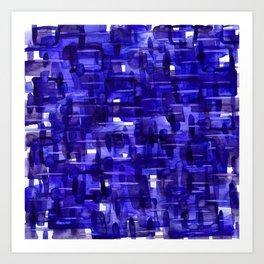 Color Jewels 10P by Kathy Morton Stanion Art Print
