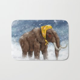 Babushka Mammoth Bath Mat
