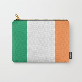 Ireland Flag Carry-All Pouch