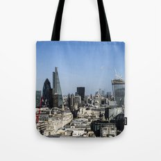 The City of London Tote Bag