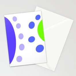 Happy and sad Stationery Cards