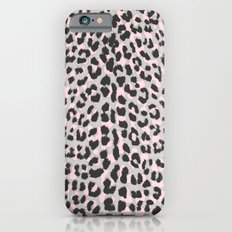 LEO CHEETAH PRINT Slim Case iPhone 6