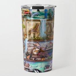 The Amazing Animal Kingdom Travel Mug