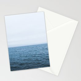 Moody Pacific Ocean Stationery Cards