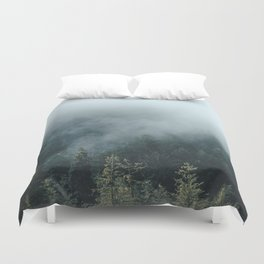 The Smell of Earth - Nature Photography Duvet Cover