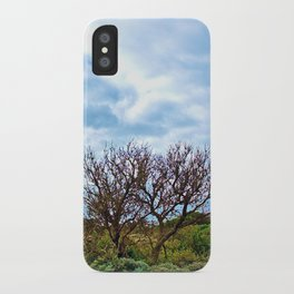 Barely Reaching iPhone Case