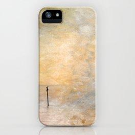 Coastal Sign iPhone Case
