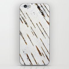 Birch-bark iPhone & iPod Skin