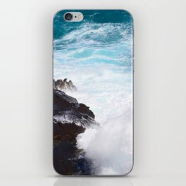 Exotic Tropical Ocean Surf iPhone Skin