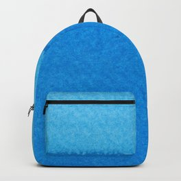 Blue Ocean Up Close Backpack