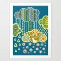 Rain by mardesignru