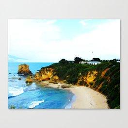 Eagle Rock Canvas Print