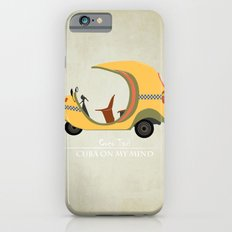 Coco Taxi - Cuba in my mind iPhone 6s Slim Case