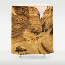 Kasha 2 Shower Curtain