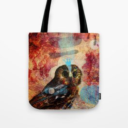She knows everything Tote Bag