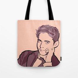 Federico Garcia Lorca Tote Bag