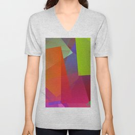 Out of the city Unisex V-Neck