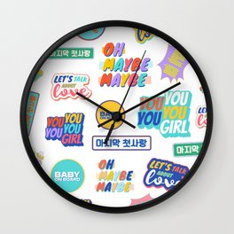 my first and last Wall Clock