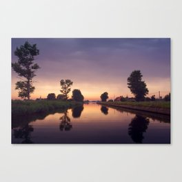 Yser 1 Canvas Print
