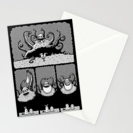 Octoshit Stationery Cards