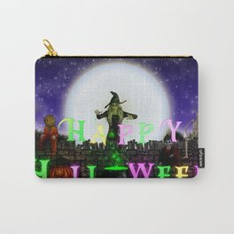 Happy Halloween 2015 Carry-All Pouch