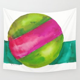 180819 Geometrical Watercolour 2  | Colorful Abstract | Modern Watercolor Art Wall Tapestry