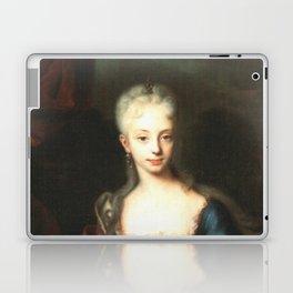 Maria Theresa before She Was Empress  Laptop & iPad Skin