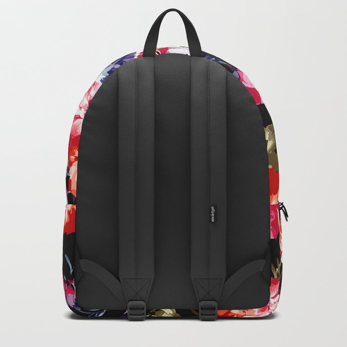 Winter Garden Backpack