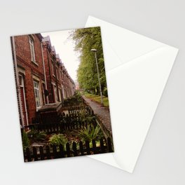 HOUSE ROW. Stationery Cards