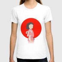 chihiro T-shirts featuring Chihiro by adovemore