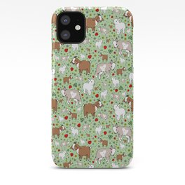 Happy Goats iPhone Case