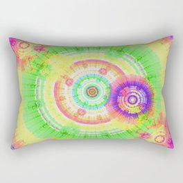 Lime, Please Wall Tapestry Rectangular Pillow