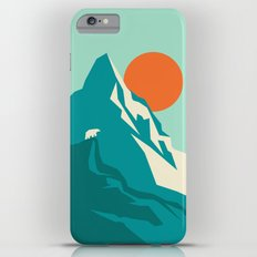 As the sun rises over the peak iPhone 6s Plus Slim Case