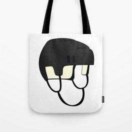 Hockey Helmet Tote Bag