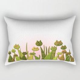 Vector Cats 2016 edition v5 Rectangular Pillow