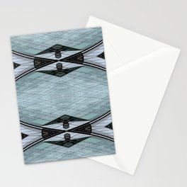 GLASS SHIELD Stationery Cards
