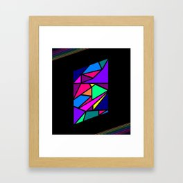 Mix-11 Framed Art Print