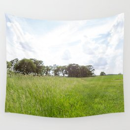 Country Days Wall Tapestry