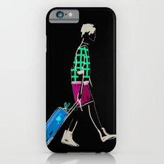 stylish girl walking iPhone 6s Slim Case