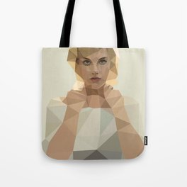 Blonde Summer Tote Bag