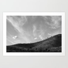 Pilanesberg 05 Art Print