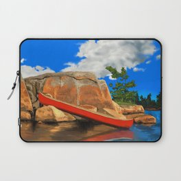 Day Tripping  Laptop Sleeve