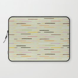 21 flavors of pocky - matcha green Laptop Sleeve