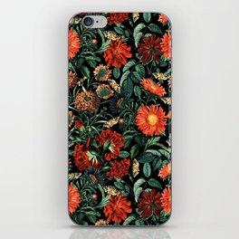 NIGHT FOREST XVIII iPhone Skin