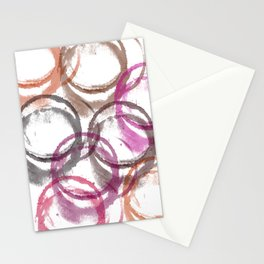 stain 1 Stationery Cards
