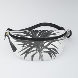 Tropical Summer Vibes Leaves Mix #3 #tropical #decor #art #society6 Fanny Pack