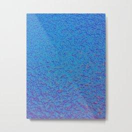 Gradient Metallic Metal Print